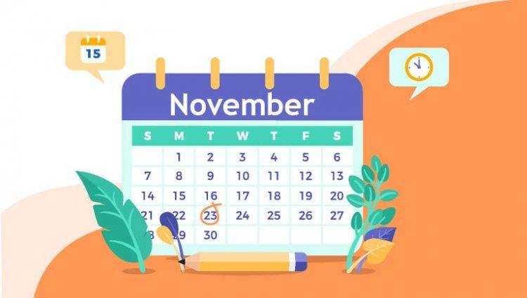 how to manage social media marketing calendar 2020