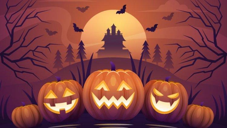 99+  Best Halloween templates ideas