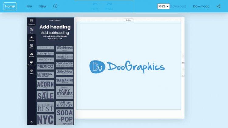 best professional font choose for website