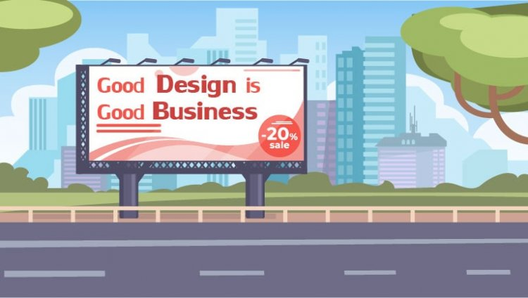 How to design a Billboard in five simple steps