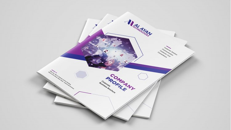 How to design striking small business brochure for additional sale